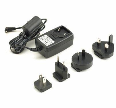 AC  Power Supply / Battery Charger International Plug Set