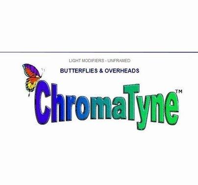 Advantage 8'x8' ChromaTyne Digital Green Screen IFR