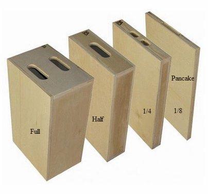 Advantage Grip Quarter Apple Box  AB12202,  APS025