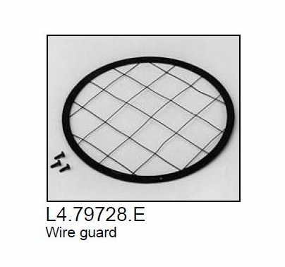 Arri 1000 Plus Fresnel Wire Guard Part L4-79728