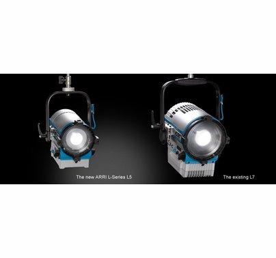 Arri L5-C Color LED Fresnel, Stand Model