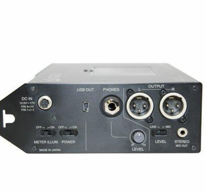 Azden FMX-42u 4 Channel Mixer USB