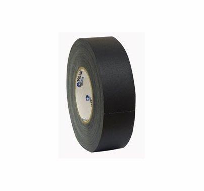 "Black Gaffers Tape 3"" x 55yds  Pro-Gaff  T9400"