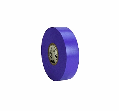 "Blue 3M 35 Electrical Tape Vinyl 3/4"" x 66 yds T123"