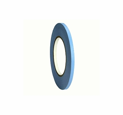 "Blue Paper Tape 1/4"" x 60 yards ShurTape 724"