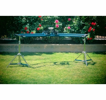 Dana Dolly Curved Track Set - 8ft & 10ft | 2 Pipes