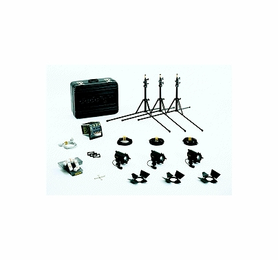 Dedolight K24B 150W Lighting Kit