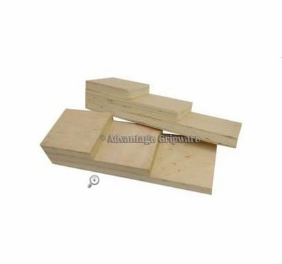 Dolly Track Stair Step Up Block / Set of 4
