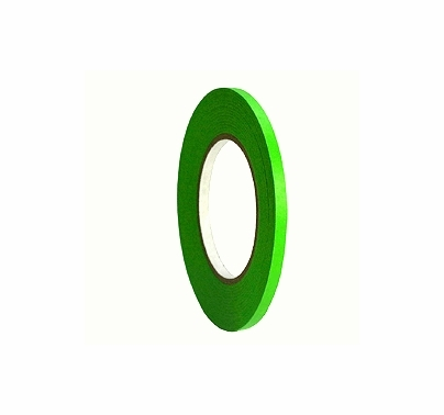 """Green Paper Tape 1/4"""" x 60 yds Permacel 724"""