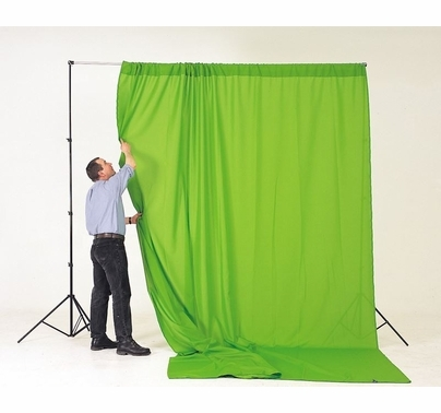 Green Screen Chroma Key 10'x12'  LL LC5781