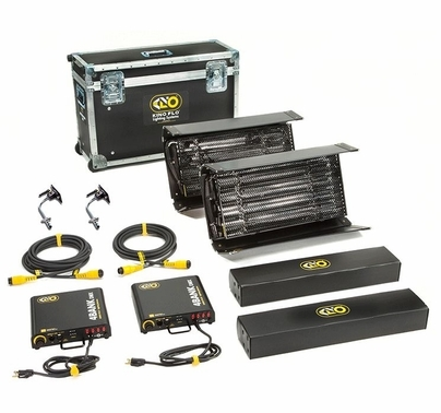 Interview DMX Kit (2) Light Kit-2NT-X120U