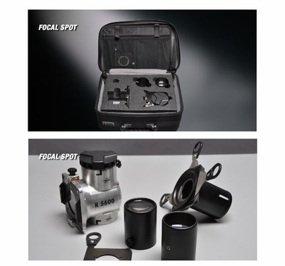 K5600 Joker Focal Spot Kit with Case for Joker Bug 200 & 400