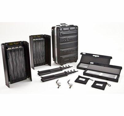 Kino Flo Diva Lite 415 Universal Voltage 2 Unit Kit KIT-DV42-120U