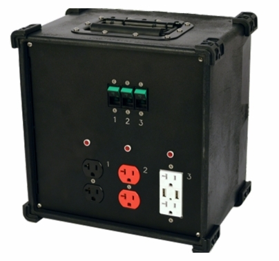Lex Products 300 Amp CineBox 100A 3 Phase