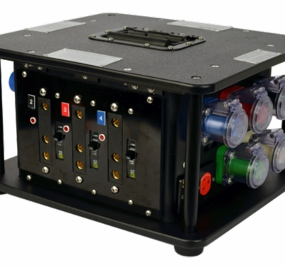 Lex Products 600 Amp Cinebox Distro Box
