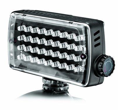 Manfrotto Midi 36 LED On Camera Light Panel, ML360