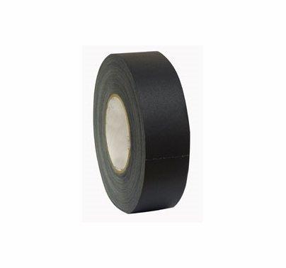 "MicroGaffer Gaffer Tape Roll, Black, 1""x8yds, GTB-108"