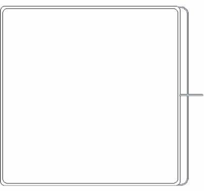 Modern 4x4 Half Sail / Grid Cloth