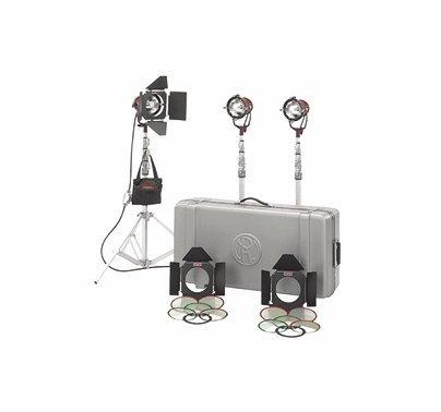 Mole-Richardson Teenie Weenie Light Kit 5827