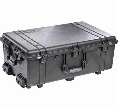 Pelican 1650 Hard Case  w / wheels PC1650B