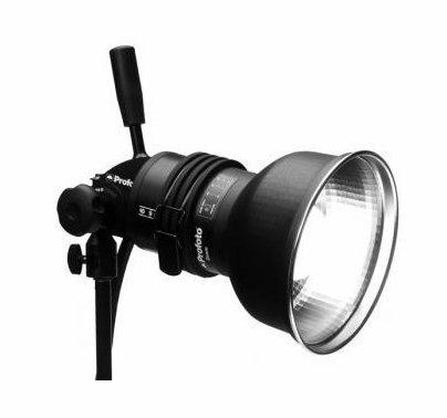 Profoto ProHead Plus Flash w/ 500w Modeling Lamp