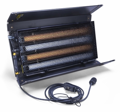 Quasar Science 4ft 4 Tube Kino Flo w/ Cross Fade LED Lamp System