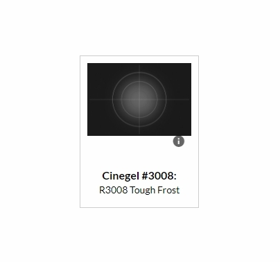 """Rosco Cinegel 3008 Tough Frost Diffusion Gel Filter Roll 48""""x25ft."""