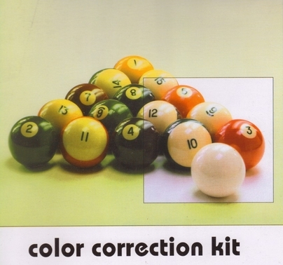 "Rosco Cinegel Color Correction Gel Pack (16) 20""x24"" Sheets"