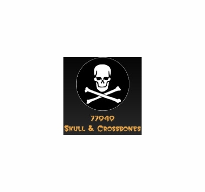 Rosco Skull and Crossbones 77949 Standard Steel Gobo