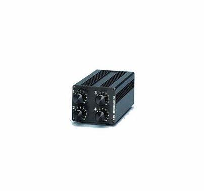Rosco Variable Speed Controller Four Channel 120V  for Gobo Rotators