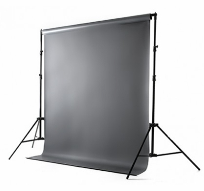 Savage Infinity Photo Gray Vinyl Background 9'x10', V70-0910