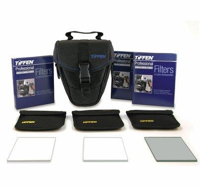 "Tiffen 4""x5.65"" Film Look DV Filter Kit ,  45650DVFLK"