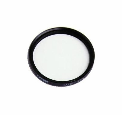 Tiffen 77mm UV Haze 1 Filter ,  77HZE