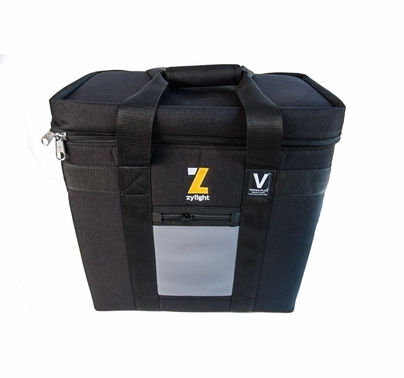 Zylight F8 LED Fresnel Single ATA Case