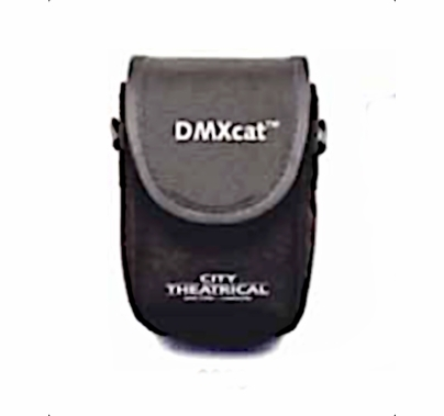 City Theatrical DMXcat Belt Pouch