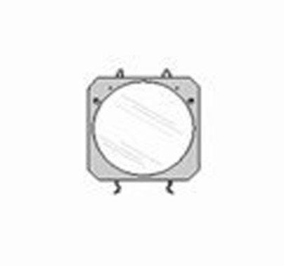 Diffused Glass for Lowel Omni O1-50