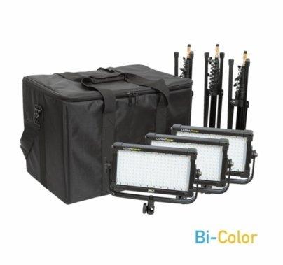 F&V K2000S Power BiColor Half Panel LED 3 Light Kit