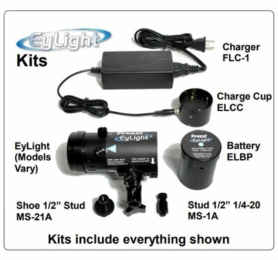 Frezzi EyLight Quartz-Tungsten 20W Kit