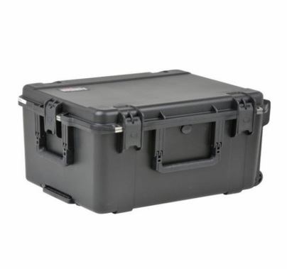 Frezzi Rugged Water Proof Case with Wheel and Pull Handle TC-8SL