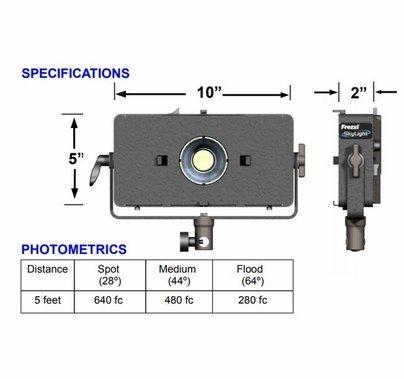 Frezzi SkyLight High Intensity LED Light with AB Battery Bracket