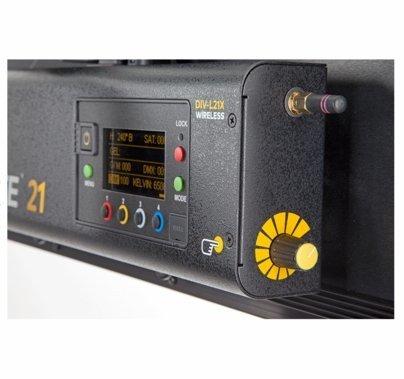 Kino Flo Diva-Lite 21 LED DMX Center Mount Travel Kit