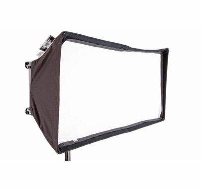 Kino Flo Diva-Lite 21 LED DMX Snapbag Softbox w/ 2 Diffusions