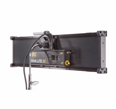 Kino Flo Diva-Lite 31 LED DMX Center Mount Travel Kit