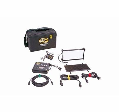Kino Flo FreeStyle Mini LED DMX Kit w/ Soft Case