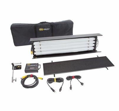 Kino Flo FreeStyle T44 LED DMX Kit w/ Soft Case