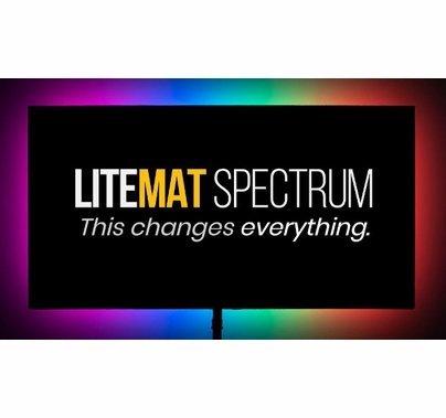 LiteGear LiteMat Spectrum 1 Full Color LED Standard Light Kit