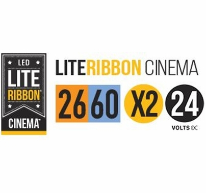 LiteGear LiteRibbon X2 Hybrid 5 Meter 24V