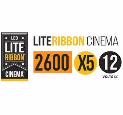 LiteGear LiteRibbon X5 Tungsten 1 Meter 12V