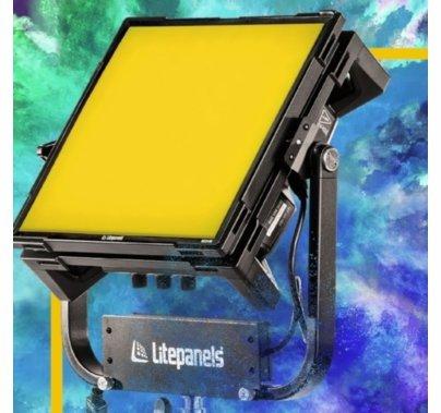 LitePanels Gemini 1x1 Soft Light LED