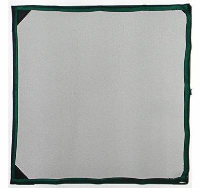 Matthews Single Black Scrim Net Slip On Fabric 4x4